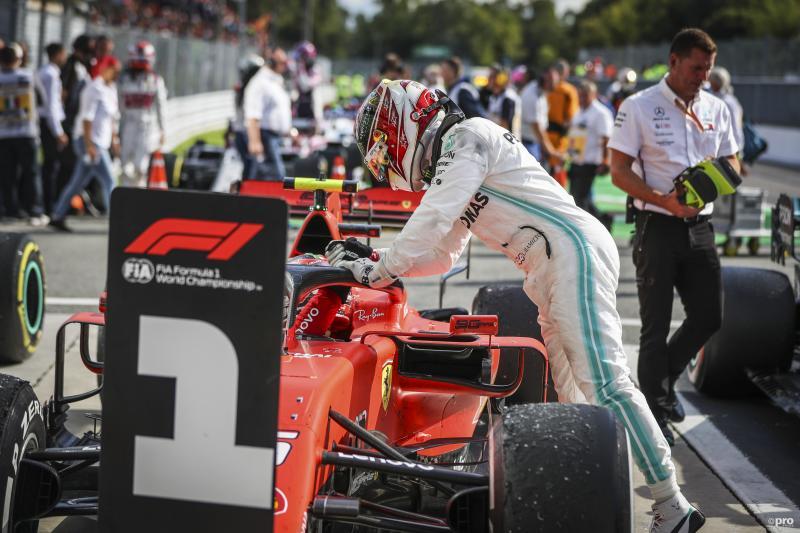 Ferrari-topman sprak met Hamilton (Pro Shots / Zuma Press)