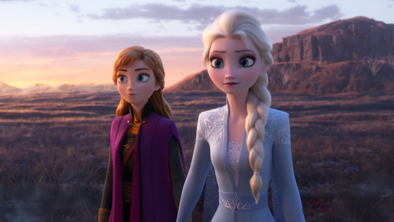 Frozen II: Anna en Elsa
