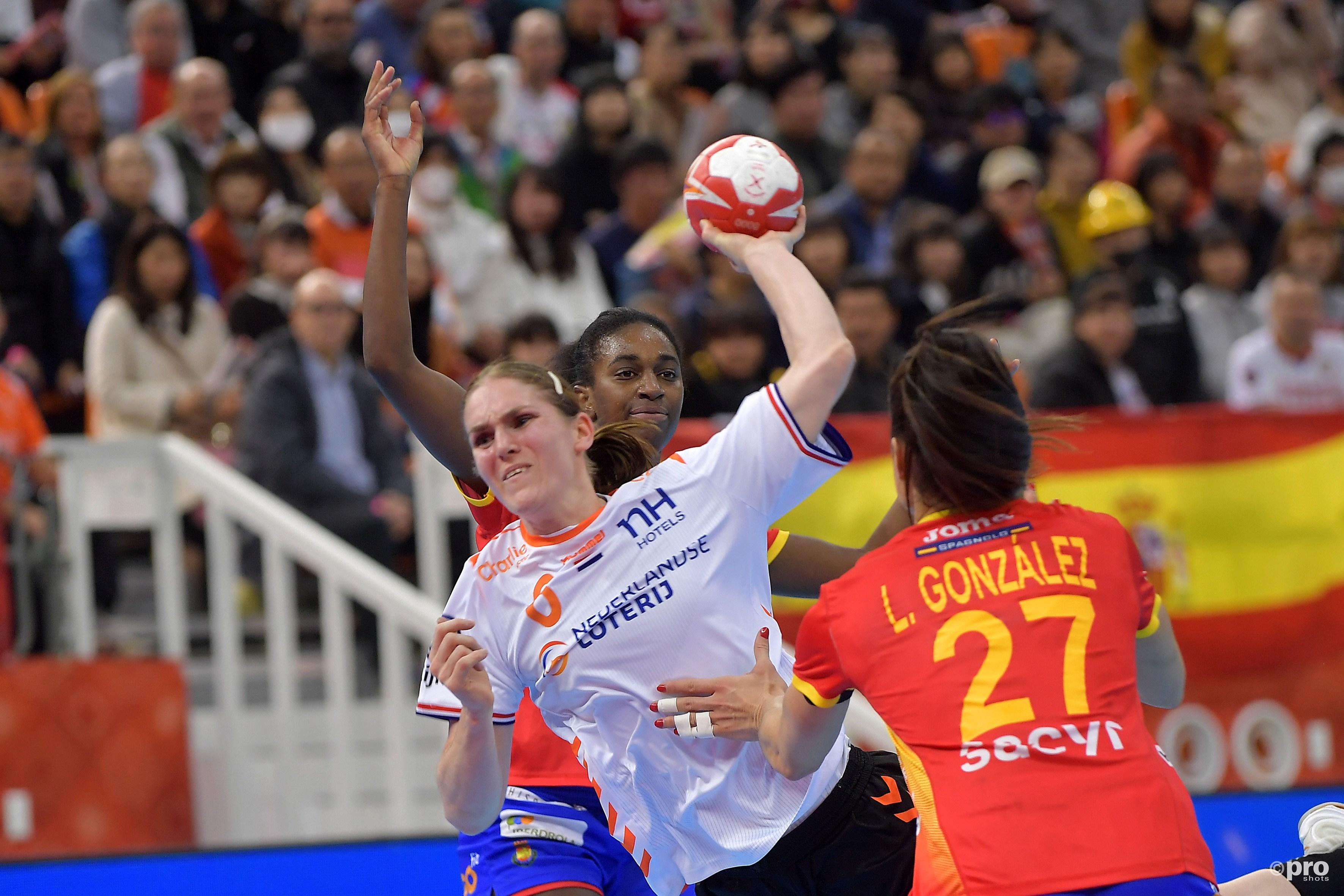 Nederland schrijft historie op WK handbal (Pro Shots / Henk Seppen)