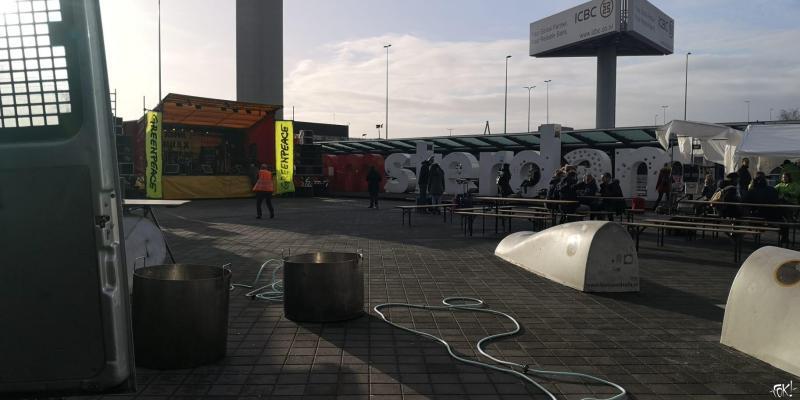 Protestival Schiphol dag twee  (Foto: FOK!)