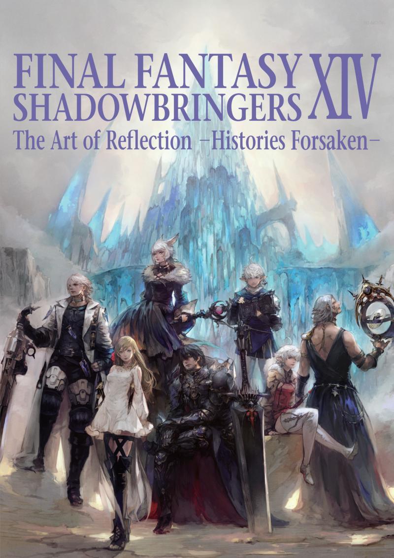 Artbook Shadowbringers
