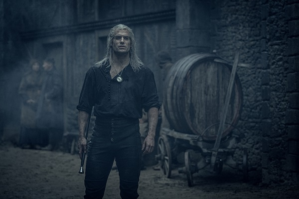 The Witcher Geralt cool