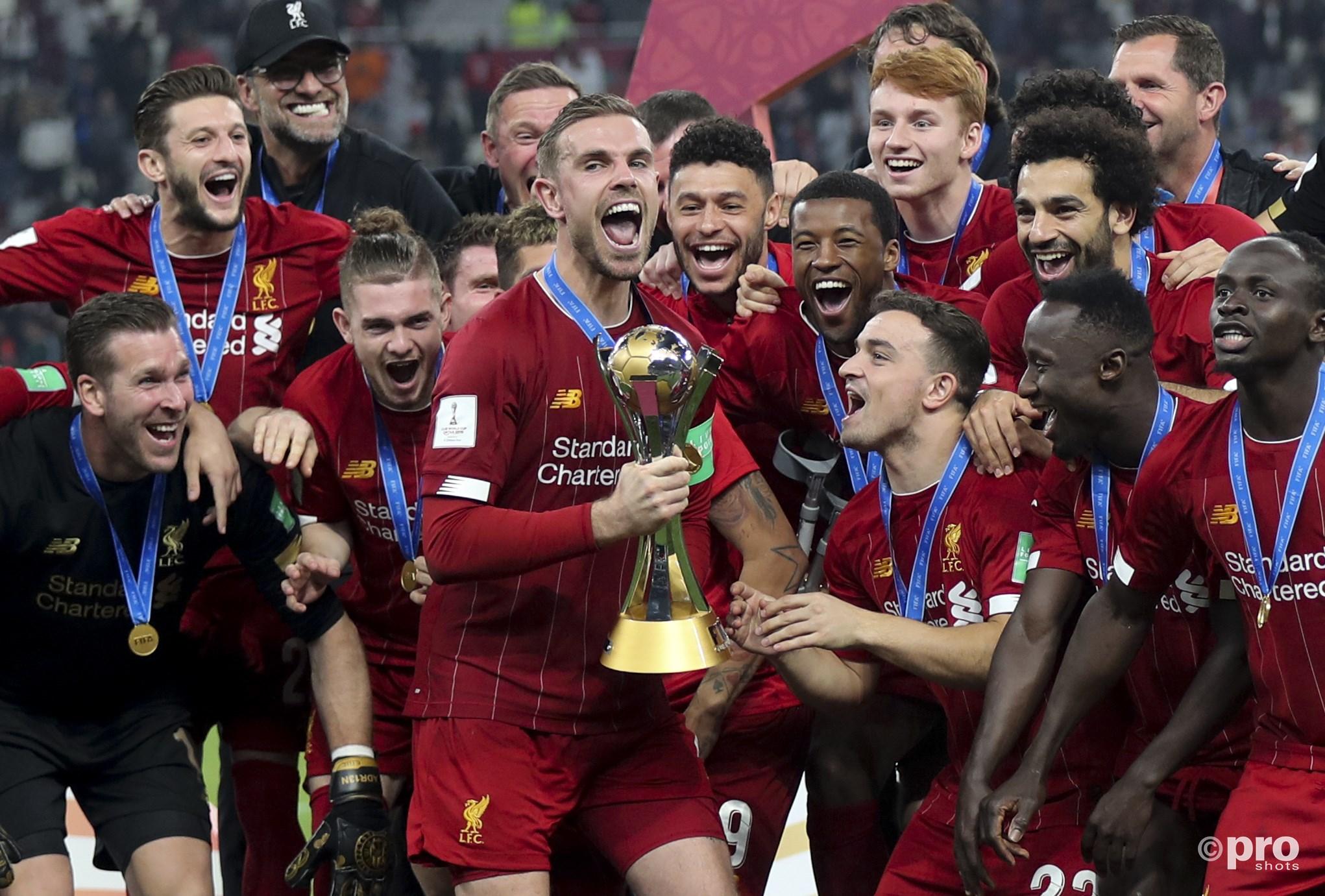 Liverpool wint WK Clubs. (PRO SHOTS/Zuma Press)
