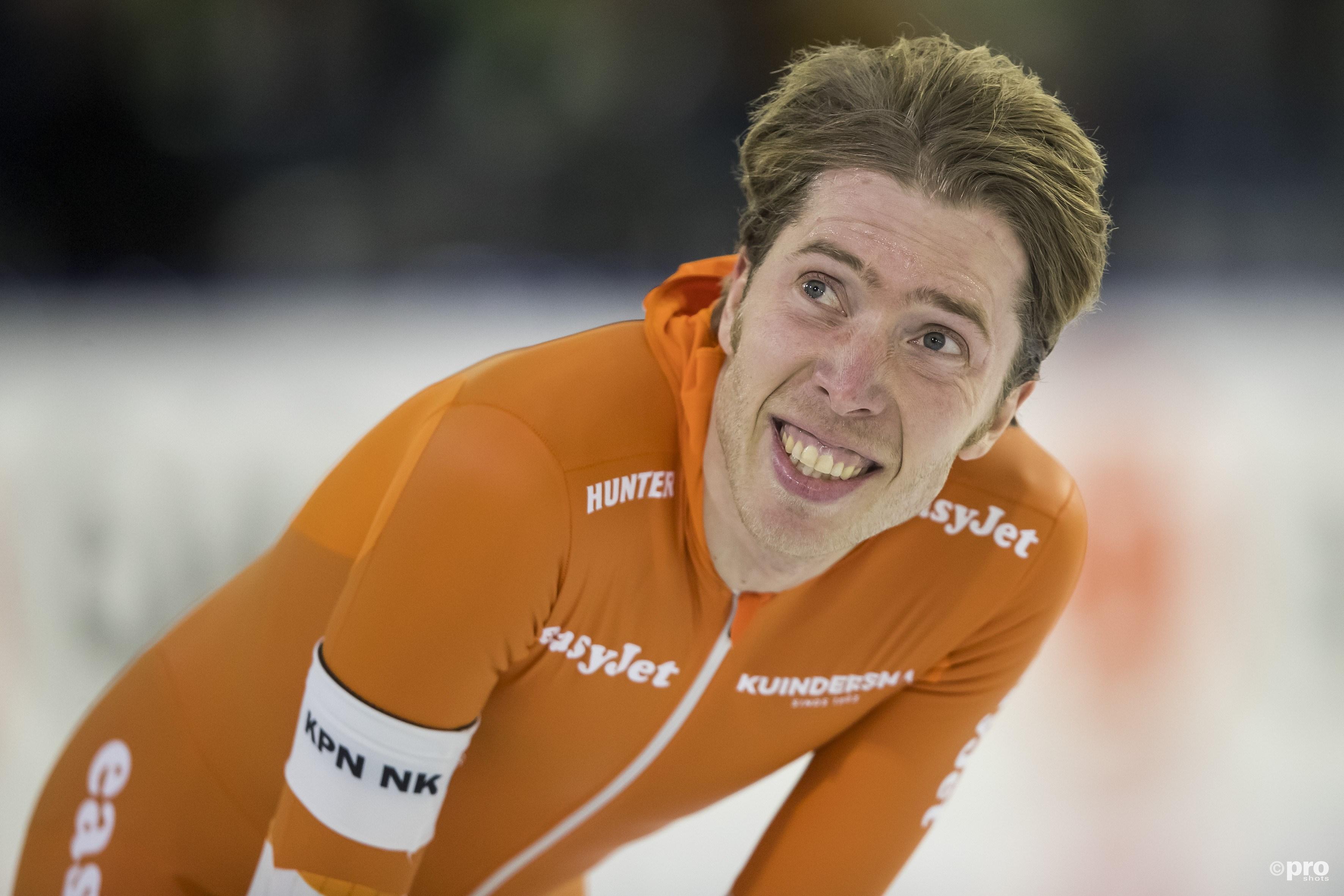 Bergsma klopt Roest na prachtige tien kilometer (Pro Shots/Erik Pasman)