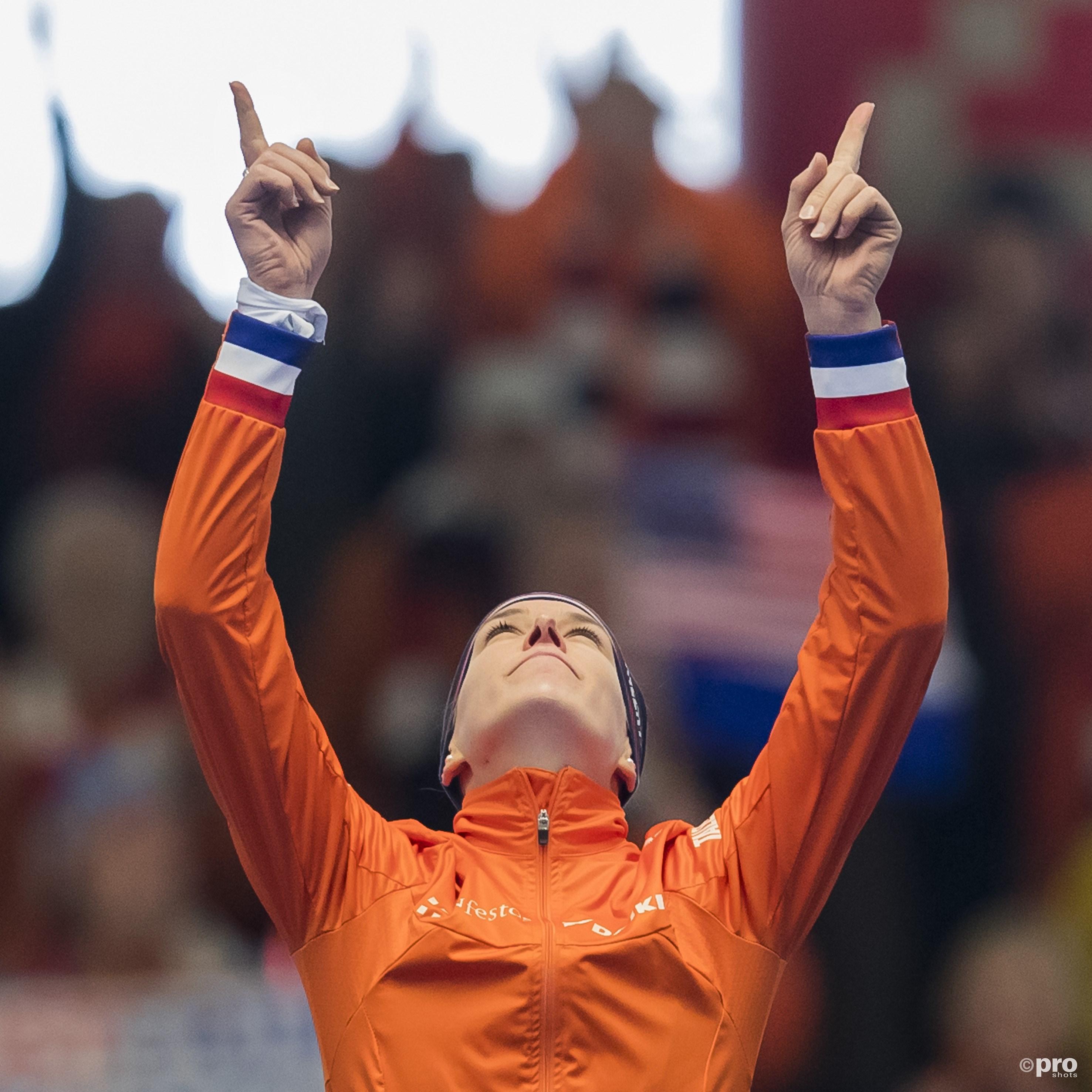 De allermooiste wereldtitel voor Wüst (Pro Shots / Erik Pasman)