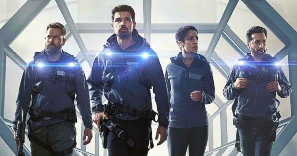 Expanse seizoen 4 cast