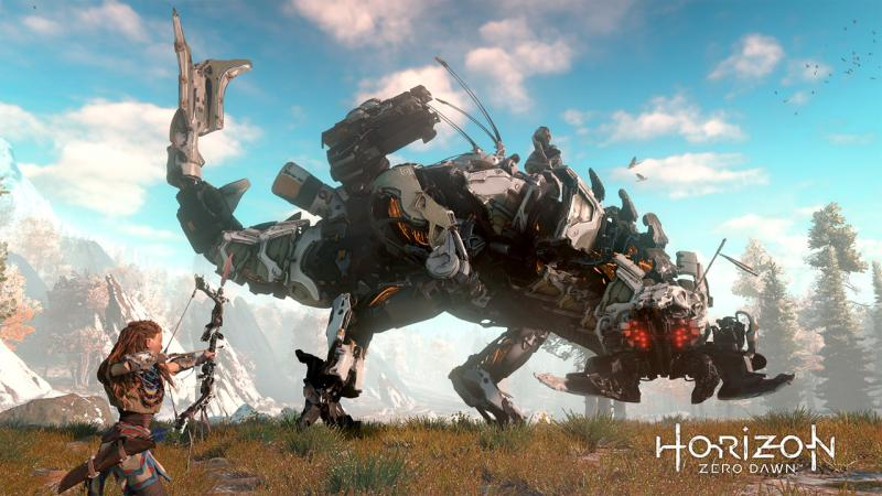 Horizon Zero Dawn E3 2015 (Foto: Sony)