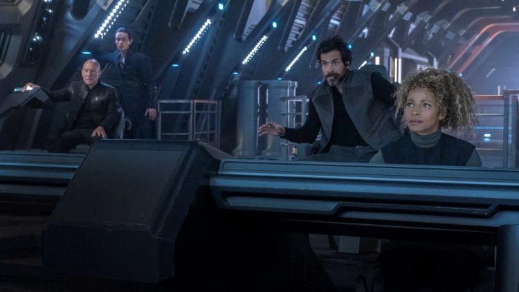 Star Trek: Picard new crew