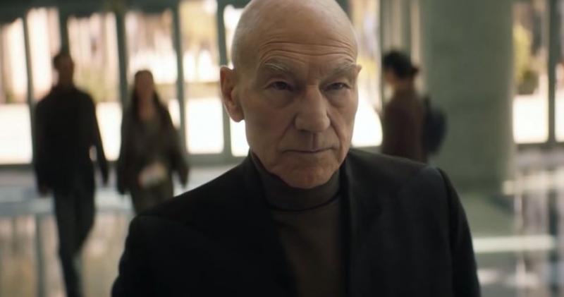 Star Trek Picard back in business