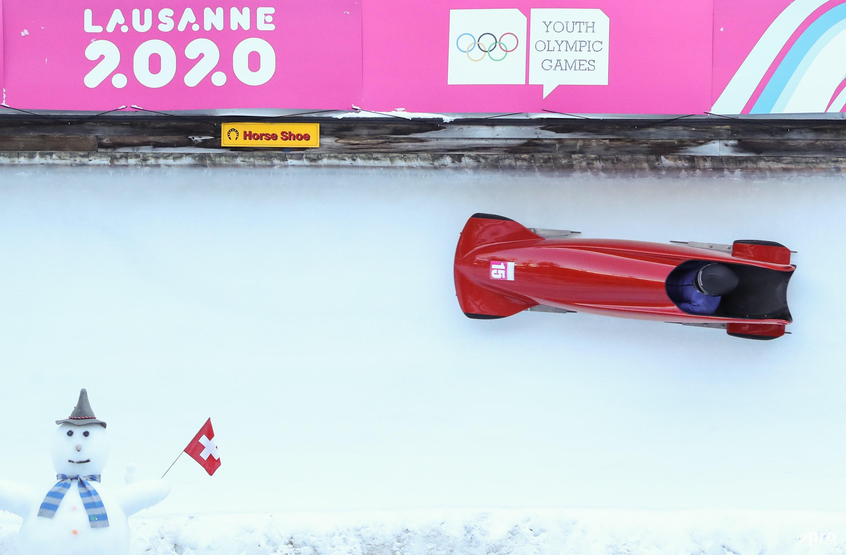 Sanzo glijdt naar zeldzaam brons voor Liechtenstein (Pro Shots/SIPA USA)