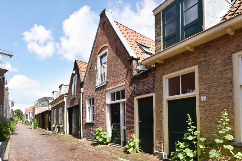 Sfeervol wonen in Delft  (Foto: Funda)