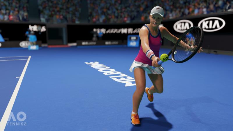 AO Tennis 2 (Foto: Bigben)