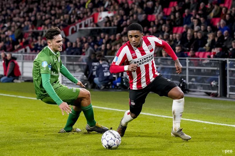Transfer Bergwijn rond, PSV ontvangt 32 miljoen (Pro Shots / Joep Leenen)