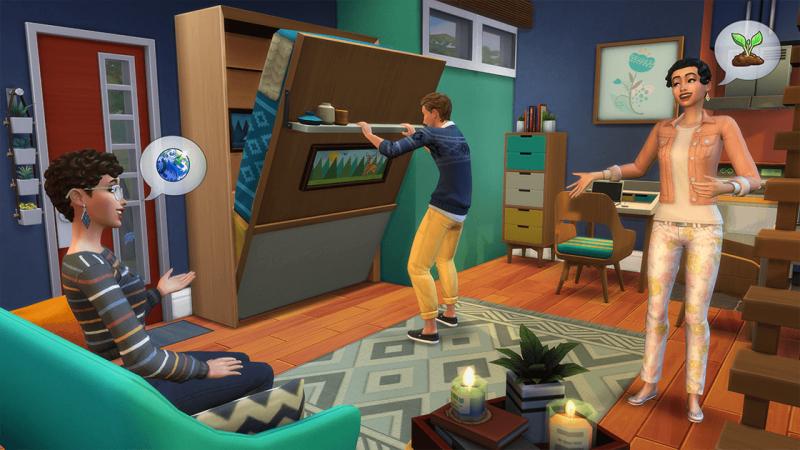 De Sims 4 Klein Wonen (Foto: Electronic Arts)