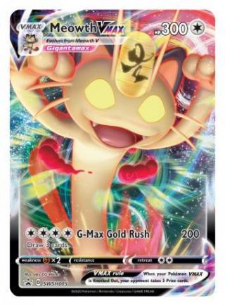 Meowth V Max - Pokemon TCG (Foto: The Pokemon Company International )