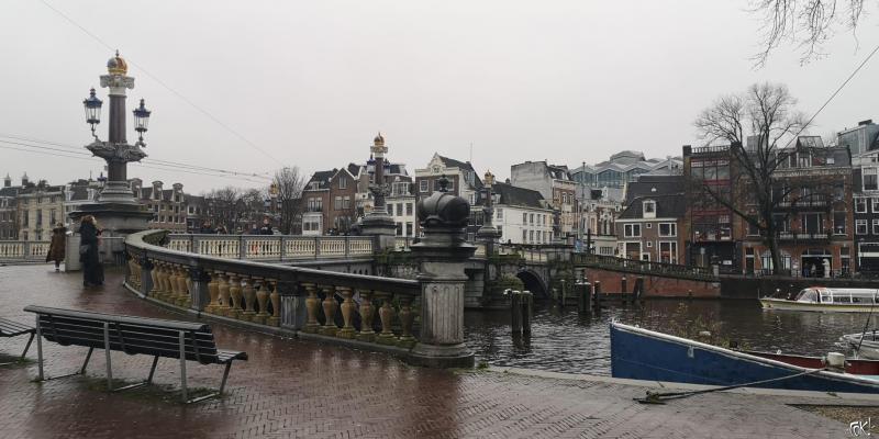 Etappe 0 - De proloog (Amsterdam CS - Hollandsche Schouwburg) (Foto: FOK!)