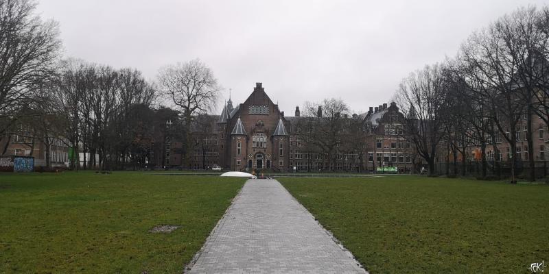 Etappe 1 (Hollandsche Schouwburg - Diemen) (Foto: FOK!)