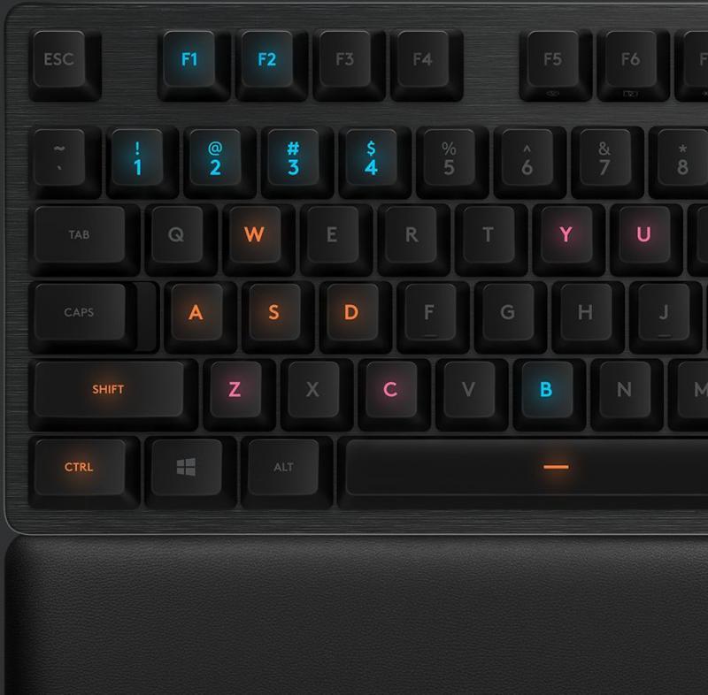 Logitech G513 Carbon - Lightsync RGB (Foto: Logitech)