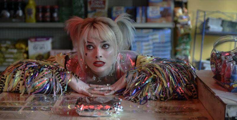 Birds of Prey: Margot Robbie