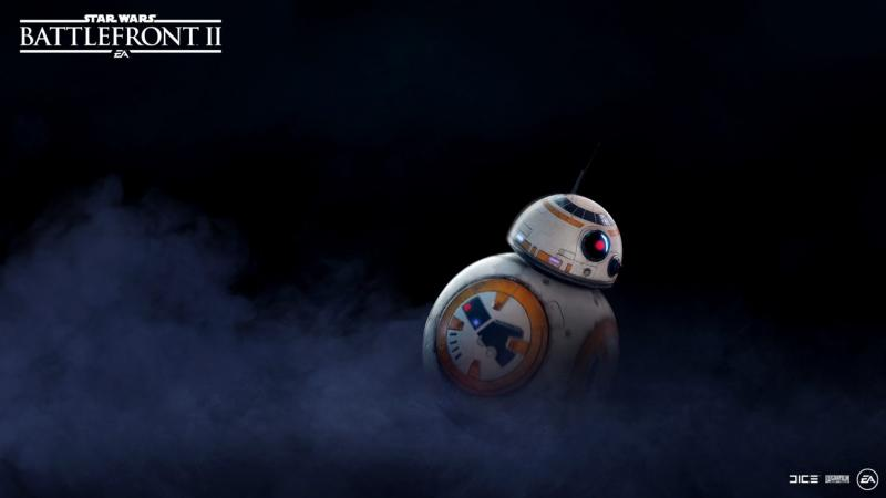 Star Wars Battlefront II - BB8