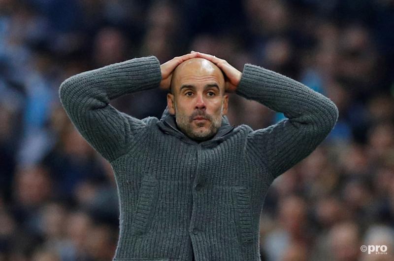Man City voor twee jaar uitgesloten van Europees voetbal (Pro Shots / Action Images)