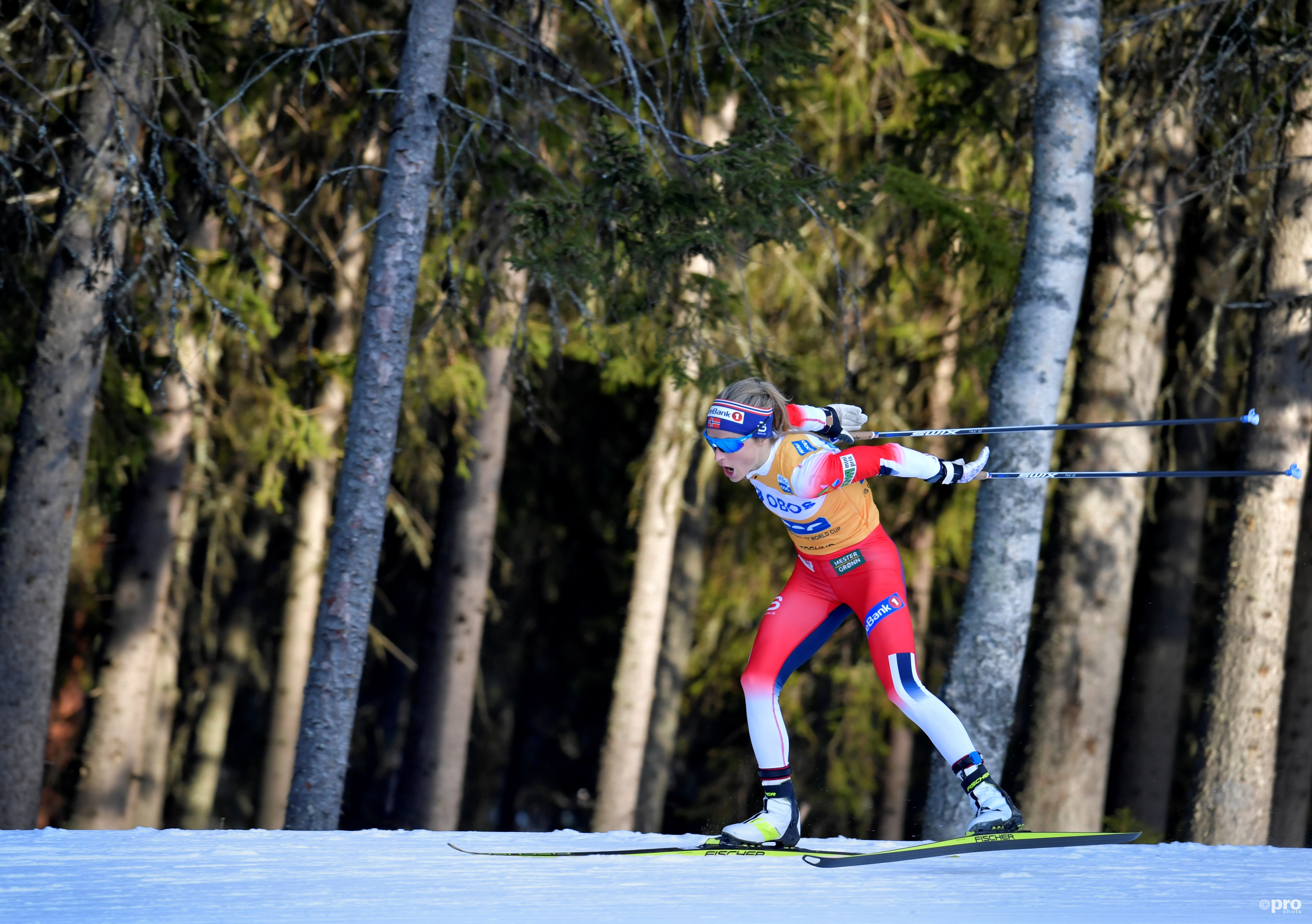 Therese Johaug wint weer eens (Pro Shots/Action Images)
