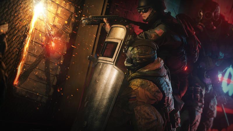 Rainbow Six Siege preview Londen (Foto: Ubisoft)