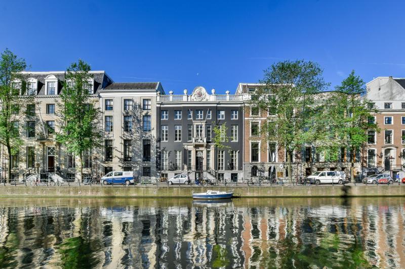 Een zee aan ruimte in Amsterdam (Foto: Funda)
