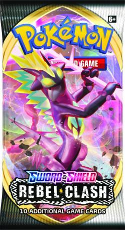 Pokémon TCG: Rebel Clash - Toxtricity (Foto: The Pokémon Company International)