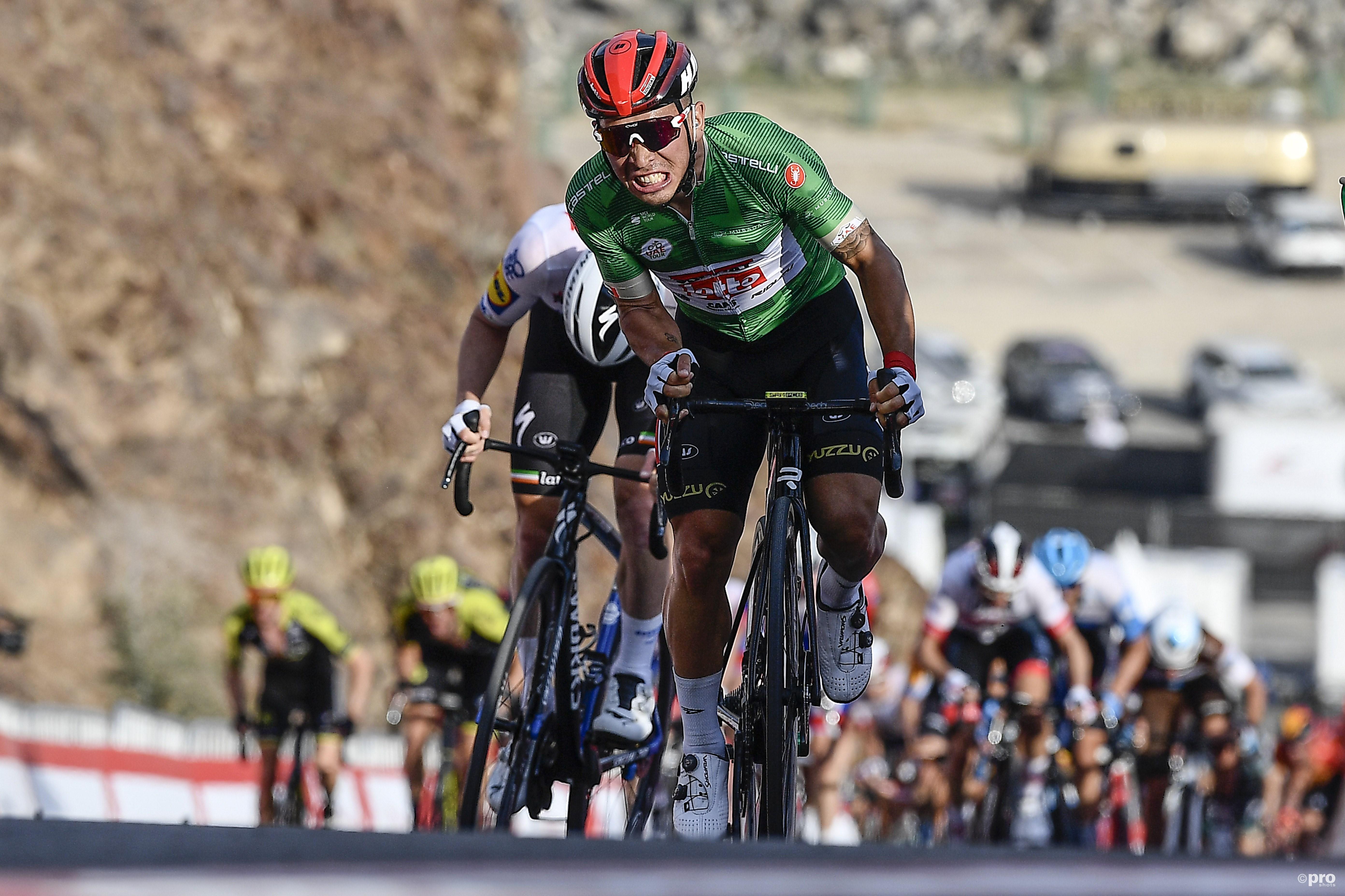 Ewan sprint opnieuw naar winst op Hatta Dam (Pro Shots / Zuma Press)