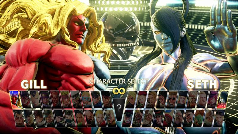 Street Fighter V: Champion Edition - Character Selection (Foto: Capcom)