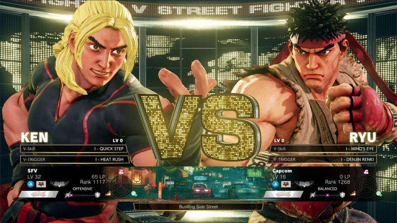 Street Fighter V: Champion Edition - Online match (Foto: Capcom)
