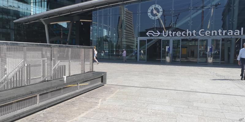 Utrecht Centraal  (Foto: FOK!)