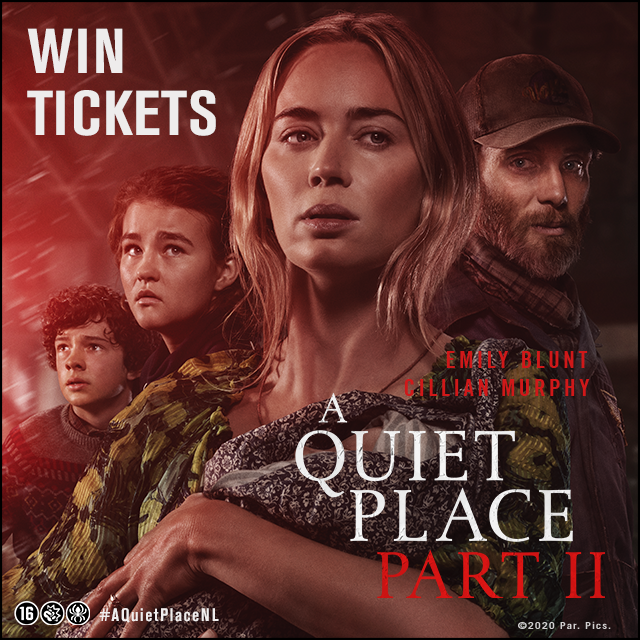 A Quiet Place part 2 winactie