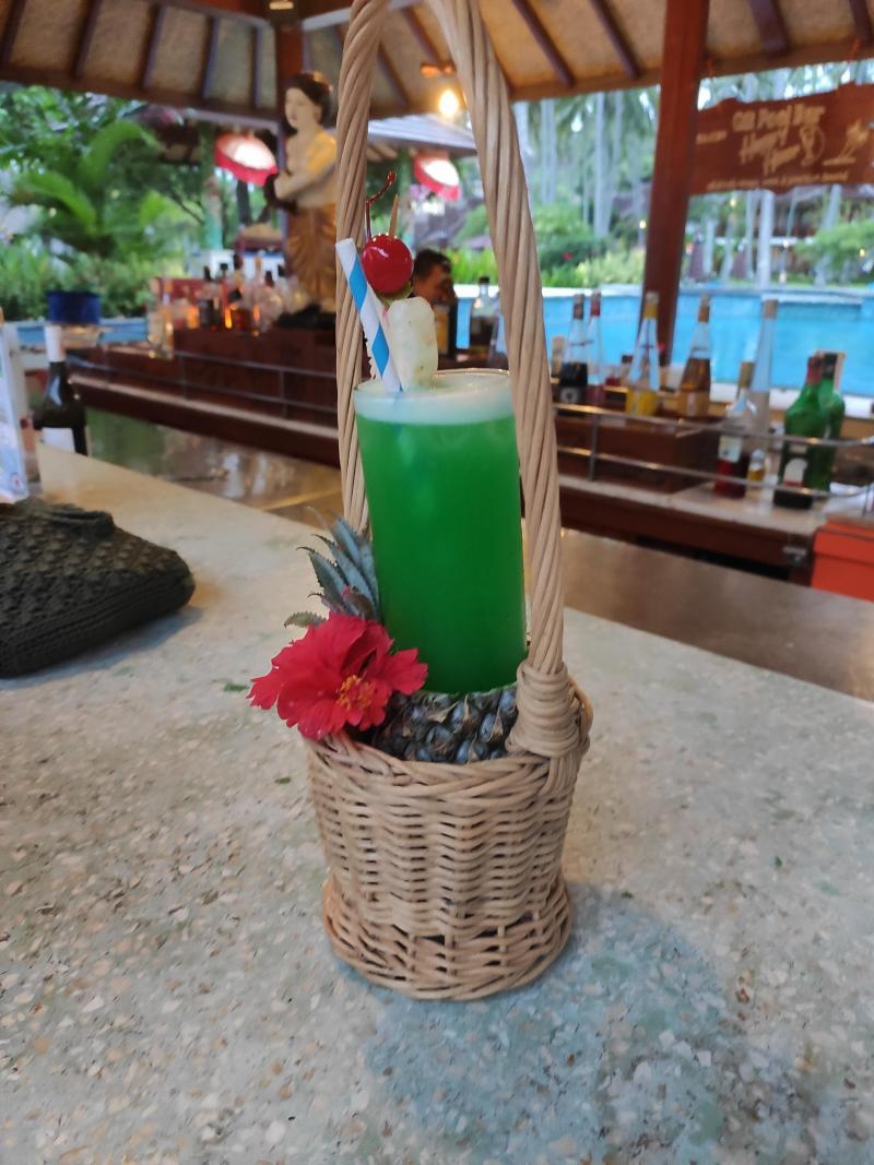 Innisdemon is op Lombok en laat ons weten dat het weer daar prima is.