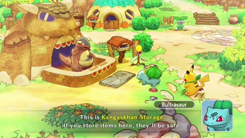 Pokémon Mystery Dungeon DX Screenshot 3