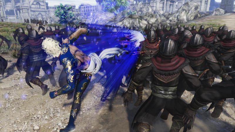 Warriors Orochi 4 Ultimate - Battle (Foto: Koei Tecmo)