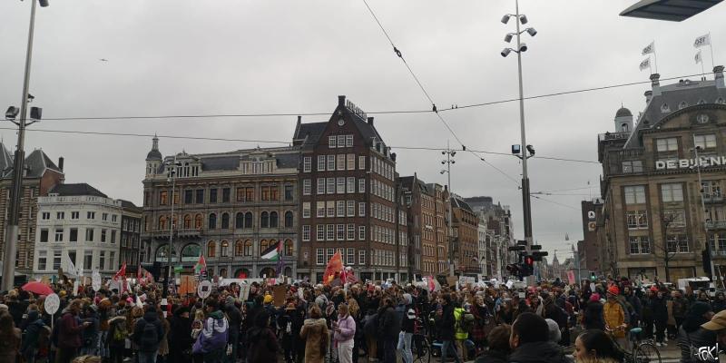 Womens March 2020 (Foto: FOK!)