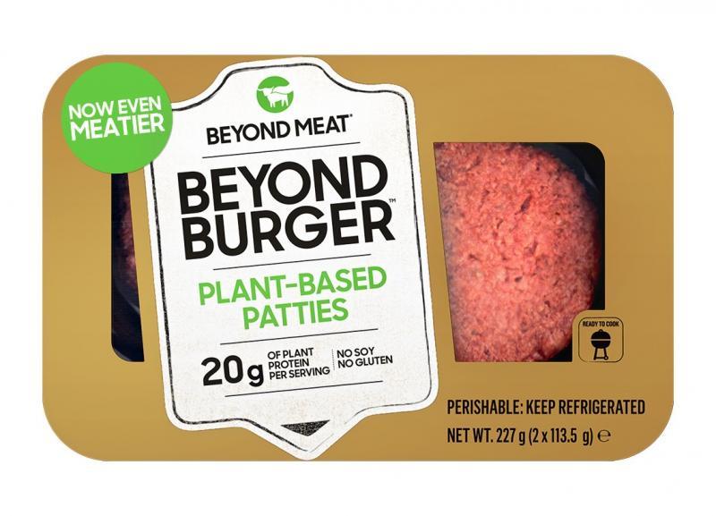 Beyond Burger  (Foto: Beyond Meat)