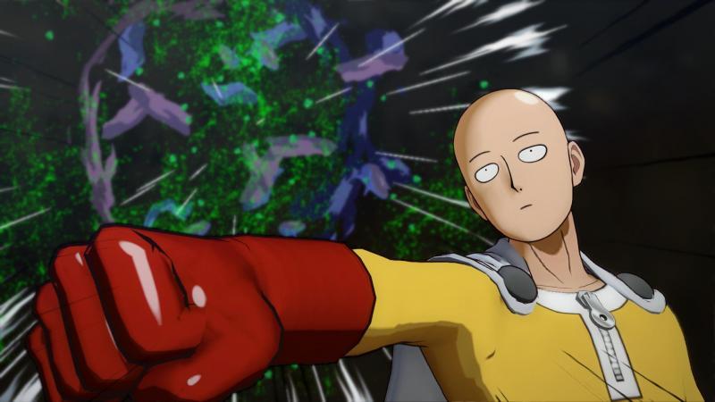 One Punch Man: A Hero Nobody Knows - Saitama (Foto: Bandai Namco)