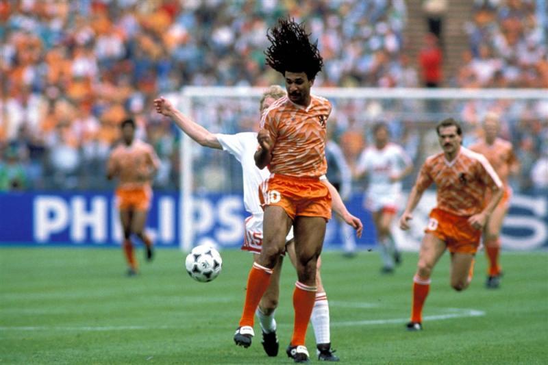 Studio Sport keert zondag terug naar het EK van 1988 (Pro Shots / Dppi)