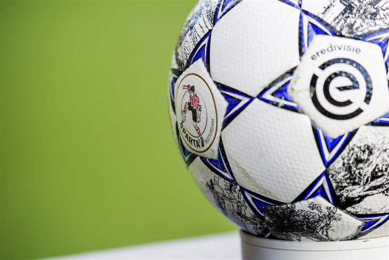 Eredivisie wil  volledige competitie nog steeds afronden vóór 30 juni (Pro Shots / Kay Int Veen)