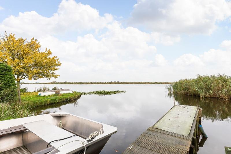 Krot aan het water in Amsterdam (Foto: Funda)