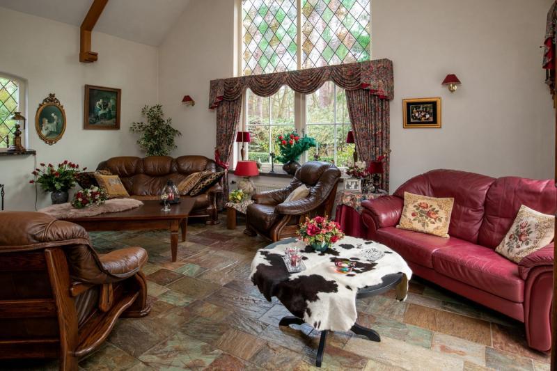 Fun met Funda #190: Gezellige villa in Nunspeet