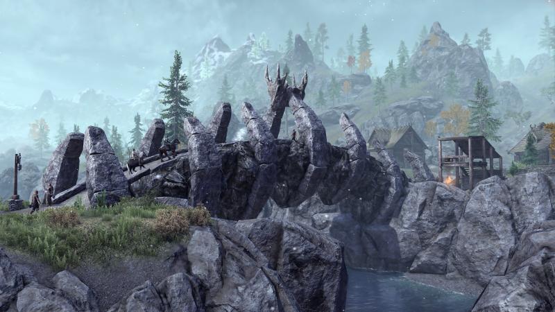 The Elder Scrolls Online: Greymoor (Foto: Bethesda)