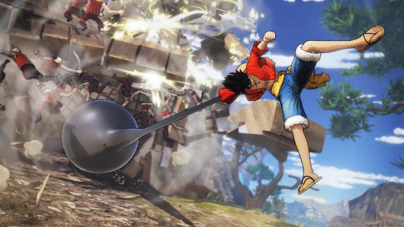 One Piece: Pirate Warriors 4 - Luffy (Foto: Bandai Namco)