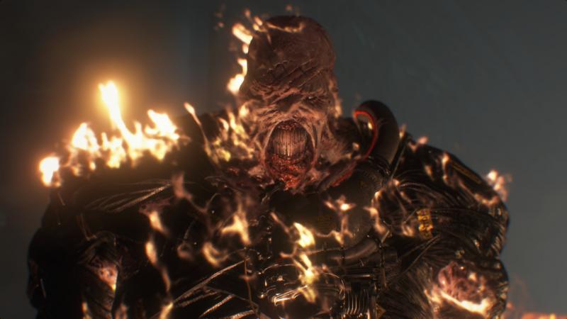 Resident Evil 3 - Nemesis (Foto: Capcom)