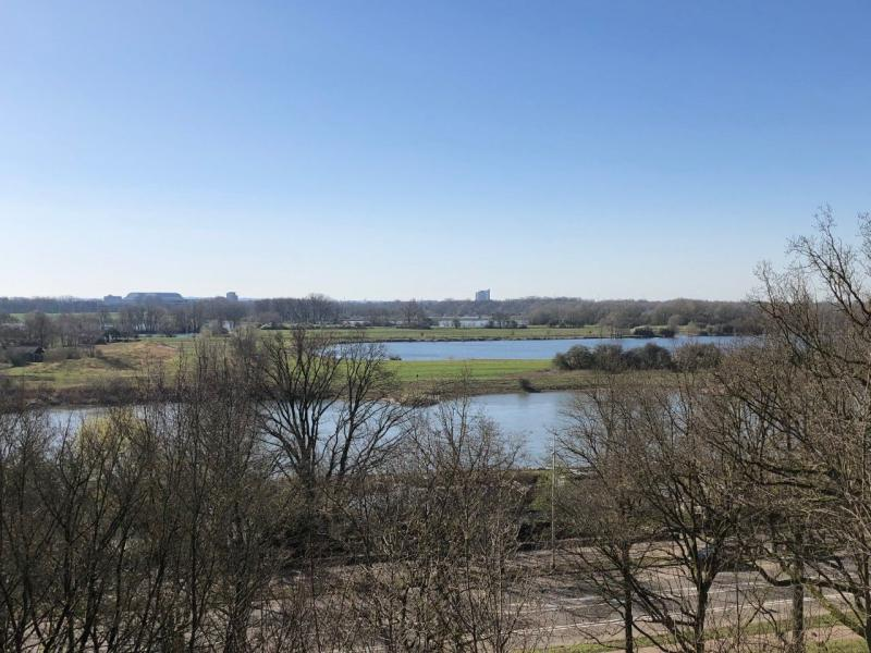 Mooi plaatje bij Arnhem (Foto: Charged)