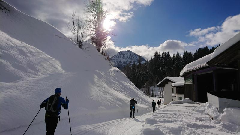 Winterstorm666 was 2 maanden geleden in Oostenrijk en stuurde ons wat foto's.