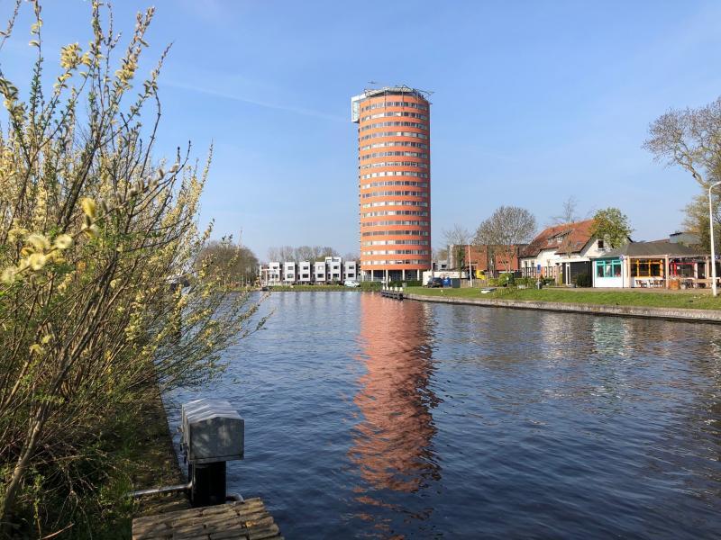 Charged was in Leiden. En schoot daar dit plaatje